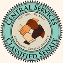 Central Services Classified Senate Logo